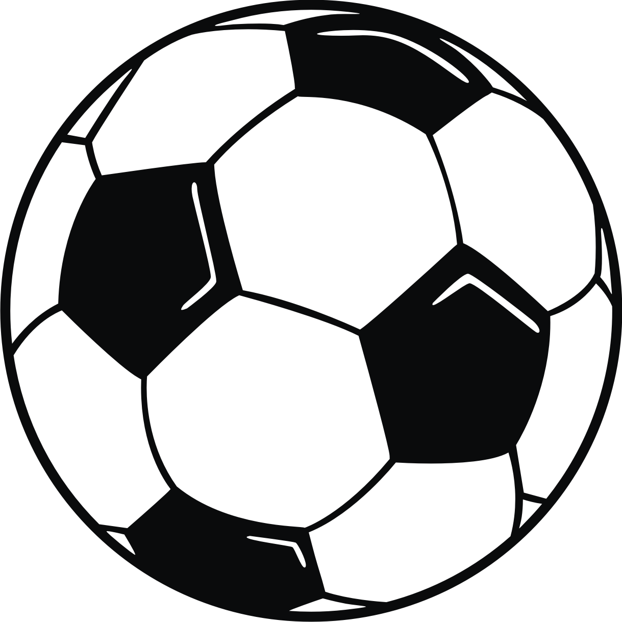 Free Soccer Ball Vector Download - ClipArt Best
