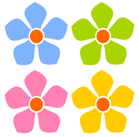 Flower Clip Art Png - ClipArt Best