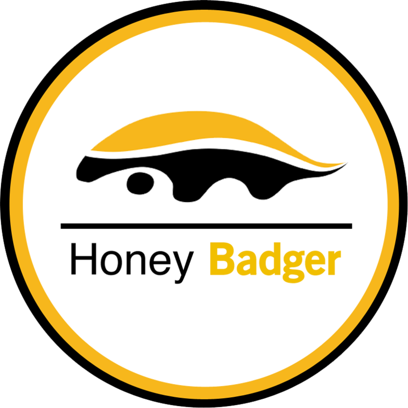 Honey Badger Party Logo by BullMoose1912 on deviantART