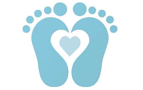 Baby Footprint Clipart - Cliparts.co
