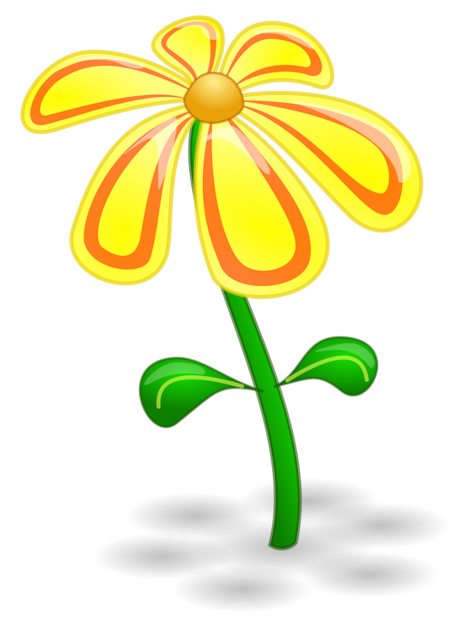 Flower SVG Vector file, vector clip art svg file