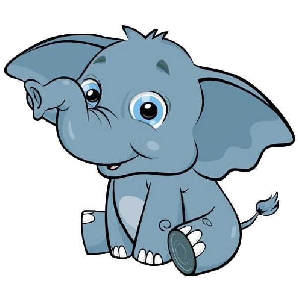 cartoon elephant wallpaper-#7
