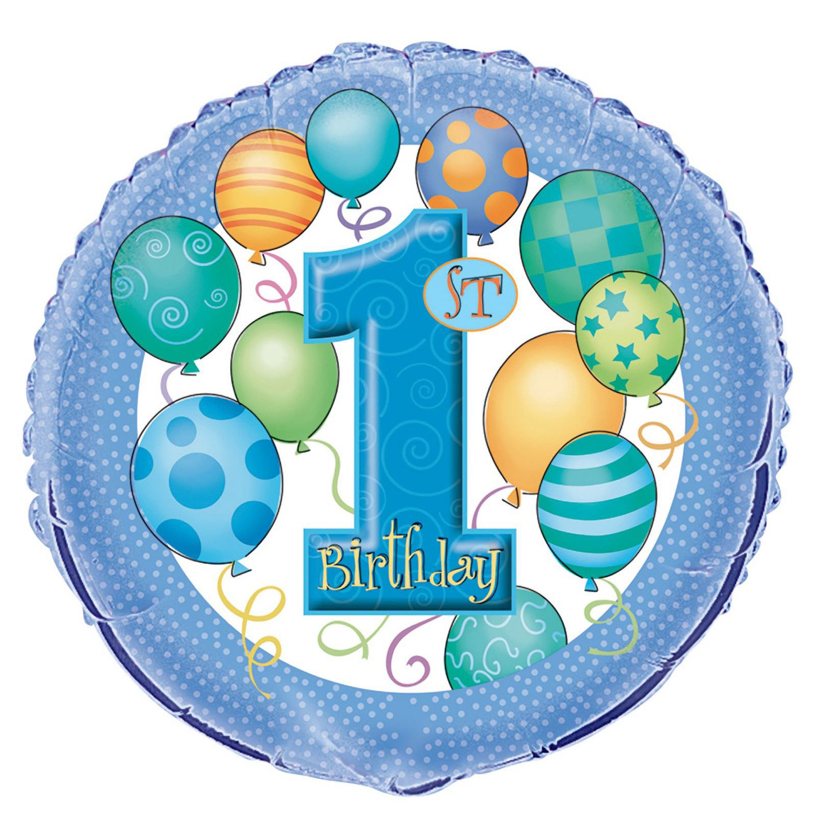 1st Birthday Clip Art - Cliparts.co