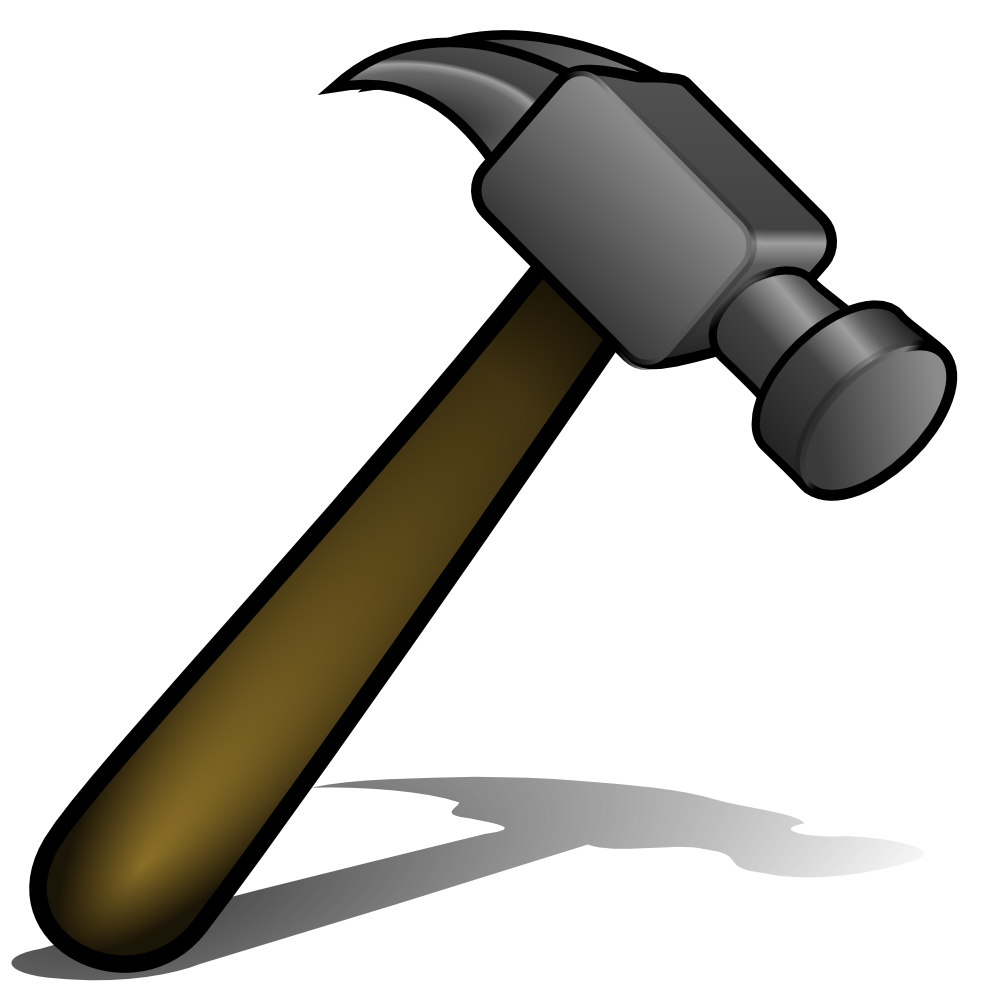 Hammer Image - Cliparts.co