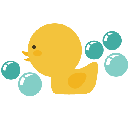 Rubber Duck SVG file bathtub svgs bathtime svgs rubber ducky svg ...