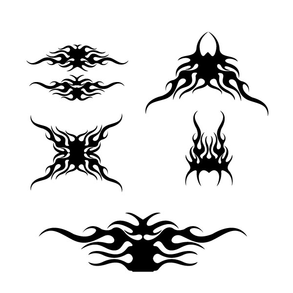 200+ Free Vectors: Tribal Graphics & Tattoo Designs - Tuts+ Design ...