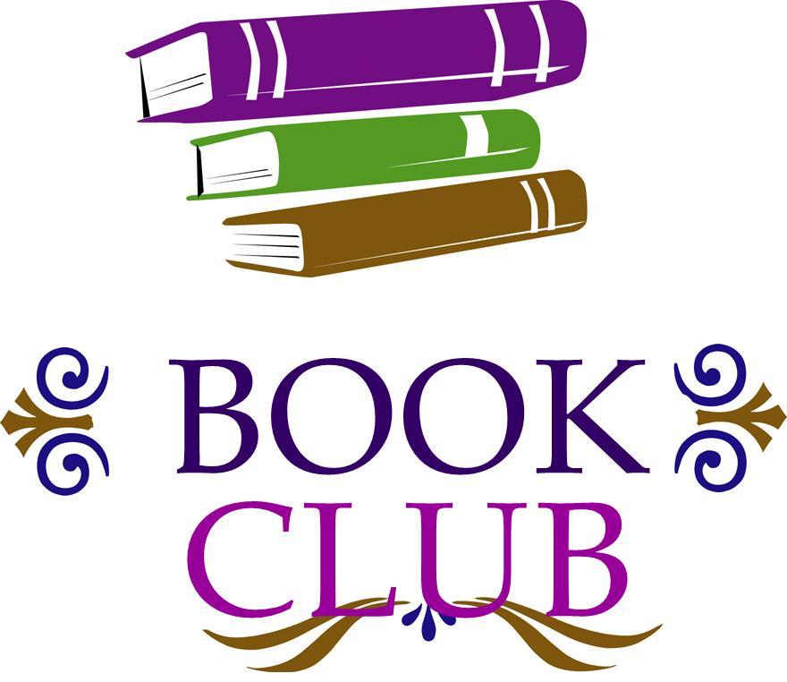 Book Club Clipart