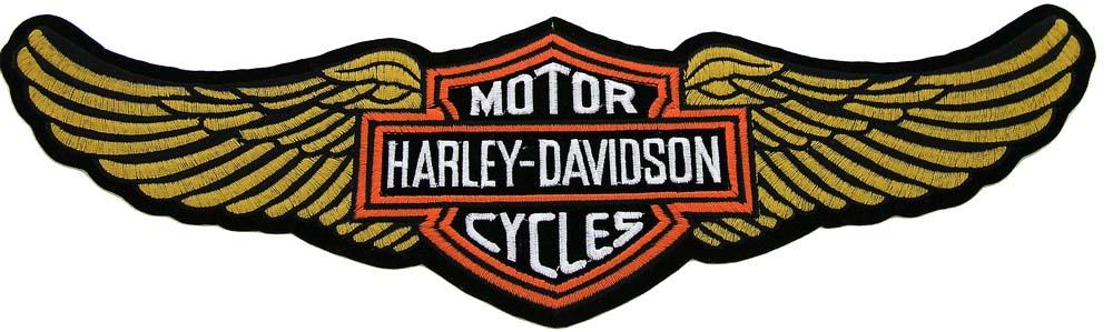 Harley Logo Outline - Cliparts co