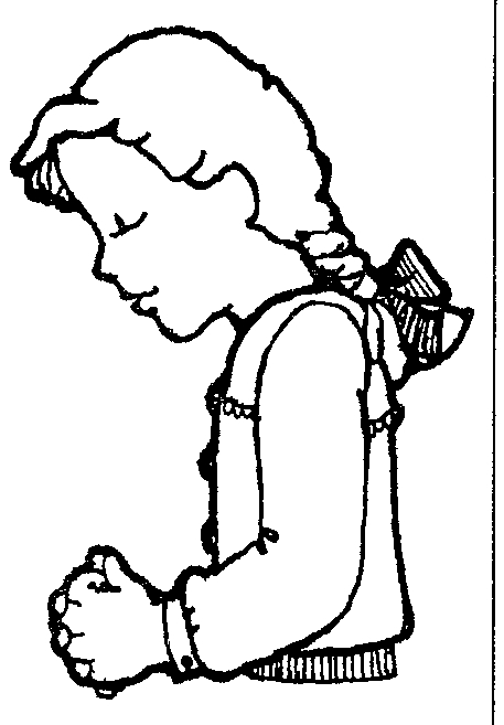 Boy Praying Clipart Cliparts Co Boy And Praying Coloring Page Free