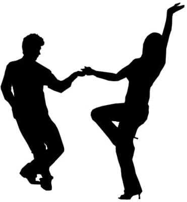 Picture Of People Dancing - ClipArt Best
