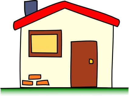 My House clip art - Download free Other vectors