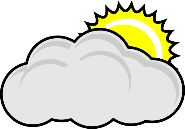 Animated Sun And Clouds | Clipart Panda - Free Clipart ...