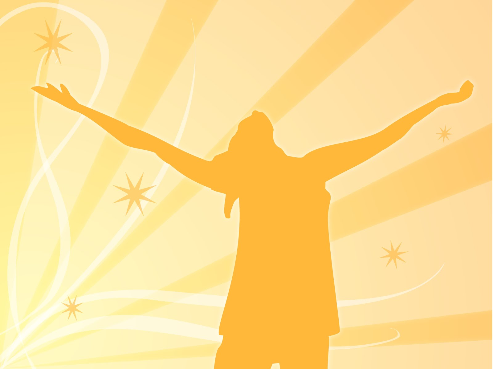 Worship Praise Silhouette Images & Pictures - Becuo