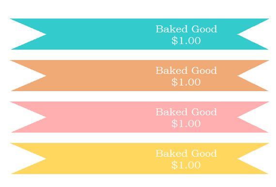 Bake Sale Flyers U2013 Free Flyer Designs