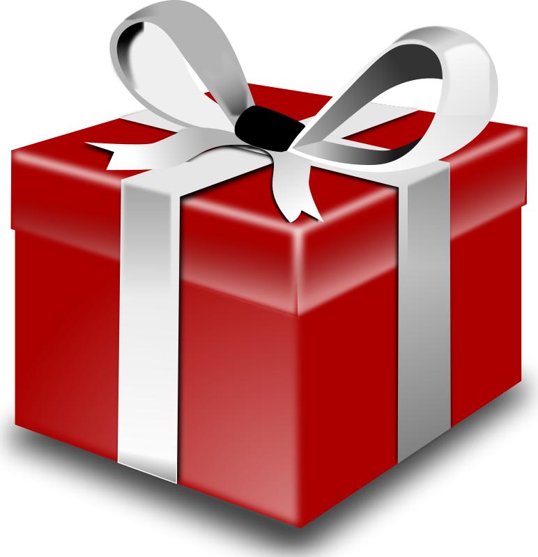 Birthday Present Clipart - Free Clip Art - Cliparts.co