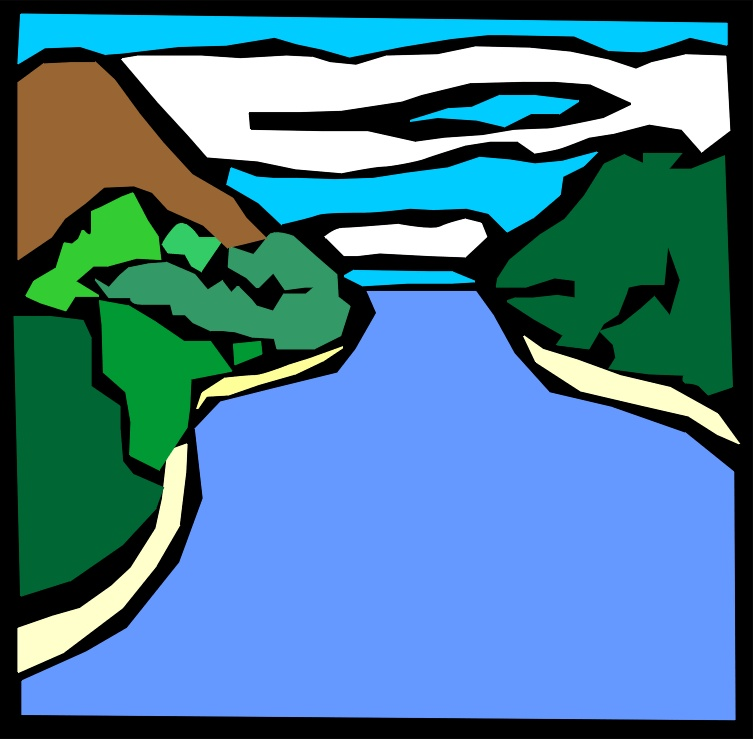 River Clipart