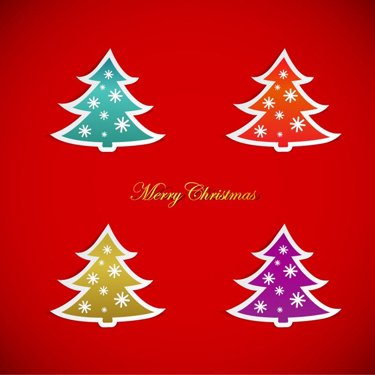 Christmas Tree Vector Graphics | Free Vector Graphics | All Free ...