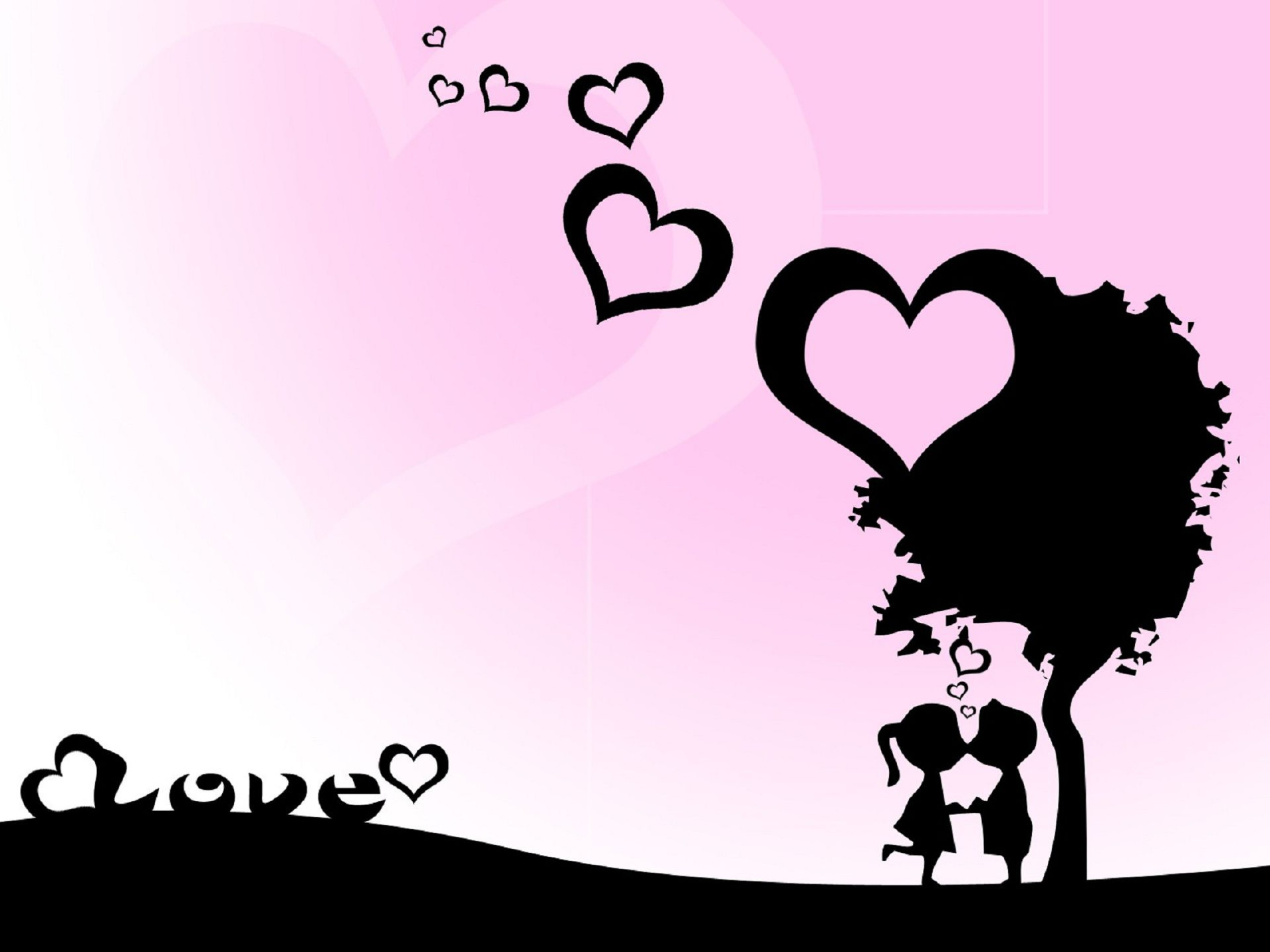 Cute Cartoon Love Wallpapers For Mobile Cliparts Co