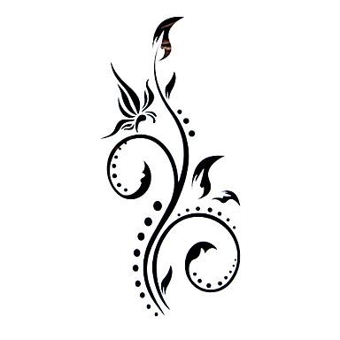 Gambar Tato Bunga Simpel Clipartsco