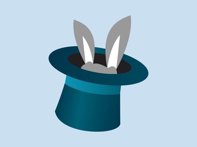 magic hat rabbit - photo #13