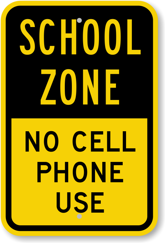 cell phones use in schools Allowing the use of cell phones, students will feel like they are being  in our schools as you've learned from this essay, it's really not that.