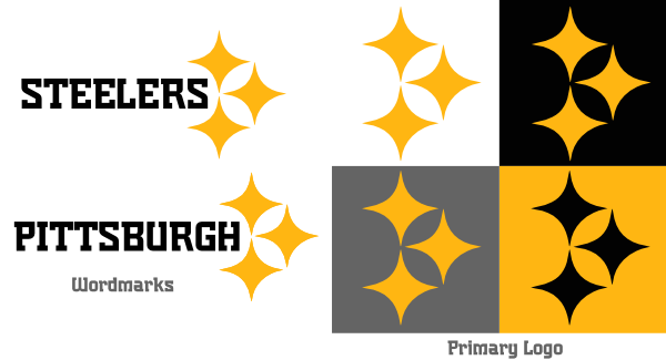 Pittsburgh Steelers - Concepts - Chris Creamer's Sports Logos ...