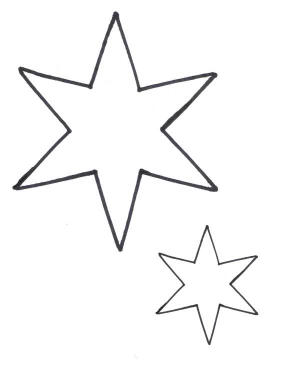 Star Shapes - Cliparts.co