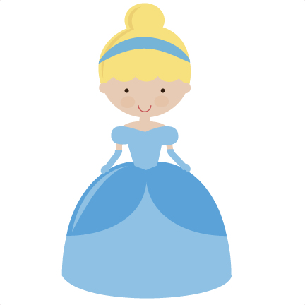 Fairytale Princess SVG file scrapbook princess svg files princess ...