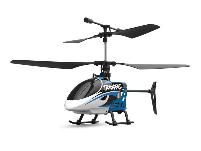 Traxxas DR-1 RTF Coaxial Dual Rotor Helicopter - Coaxial Helis ...