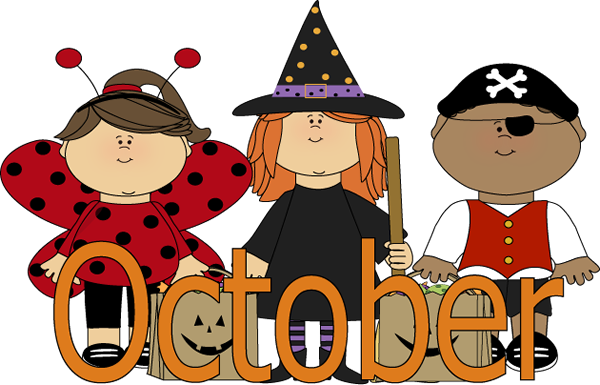 Image result for october clip art free