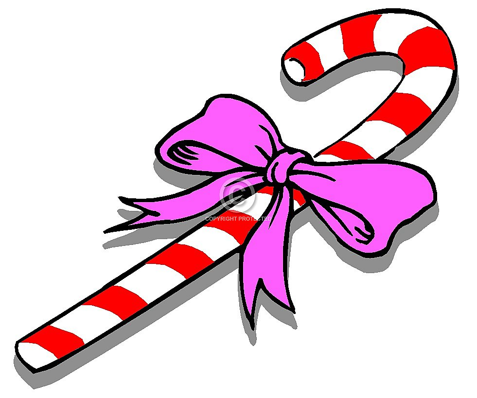 Free Candy Cane Clip Art – Diehard Images, LLC - Royalty-free ...