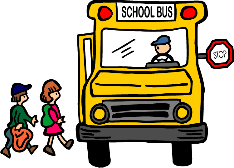 School Bus Clip Art Free