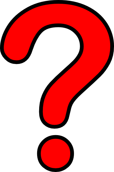 questions animated clip art free - photo #20