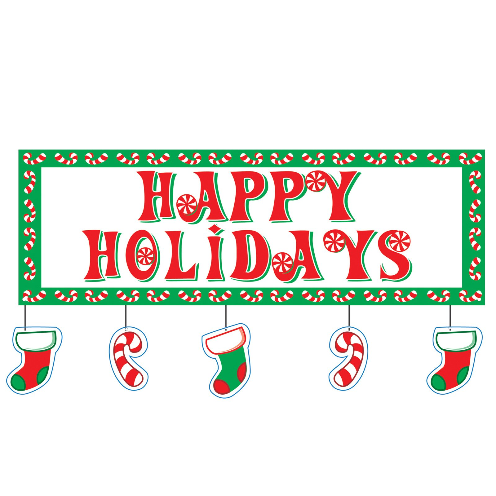 Happy Holiday Clip Art Free - ClipArt Best