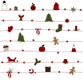 Free Clip art ~ Christmas Decoration In July #
