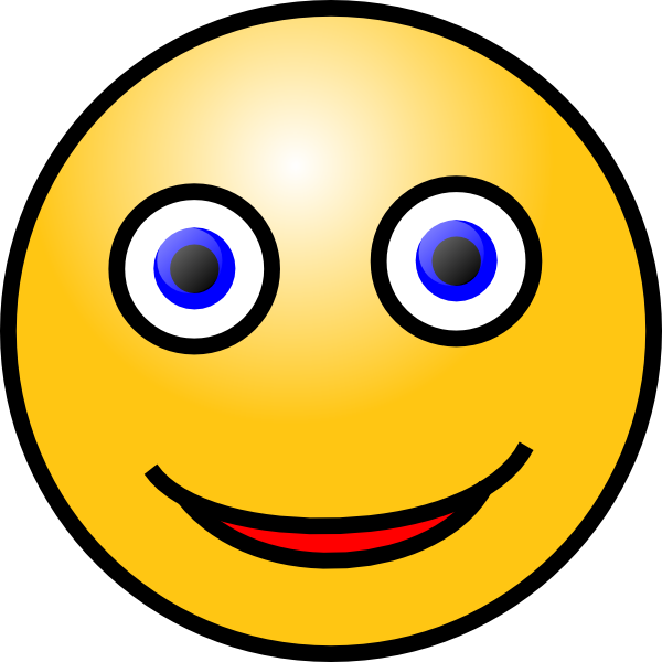 Smiley Face Clip Art Animated | Clipart Panda - Free Clipart Images