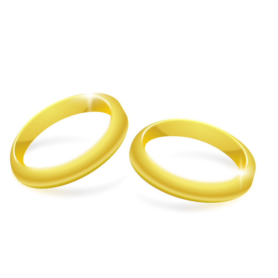 Wedding Ring Clipart Free