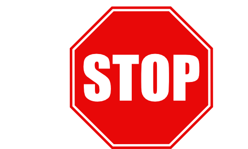 Picture Of A Stop Sign - Cliparts.co