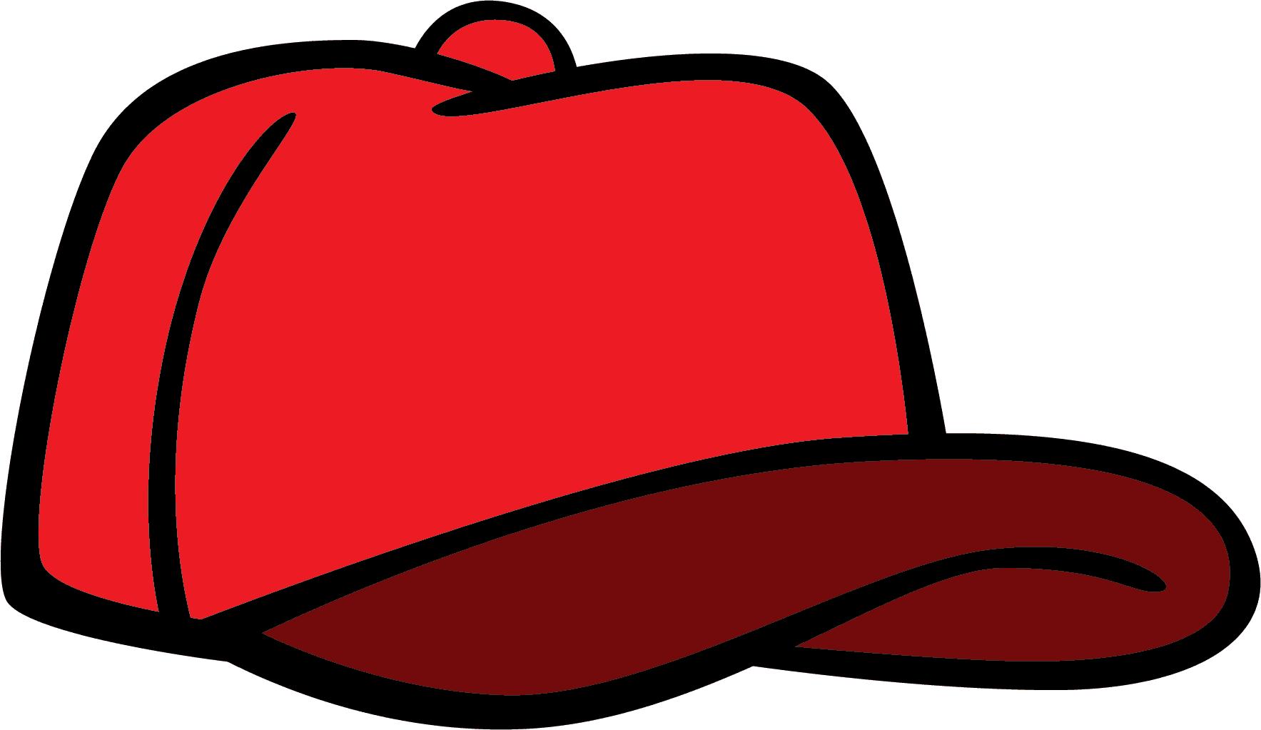 Baseball Hat Clipart - ClipArt Best