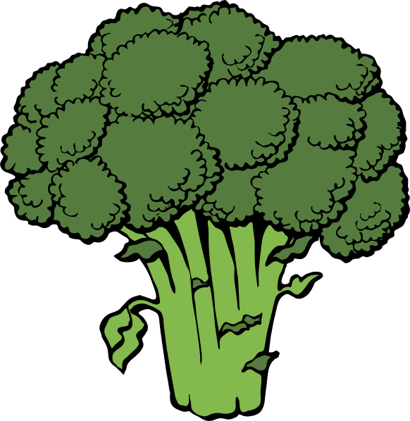 Free to Use & Public Domain Vegetables Clip Art - Page 7