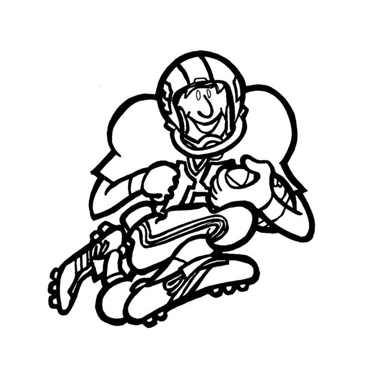football coloring pages nfl 49ers - photo#5