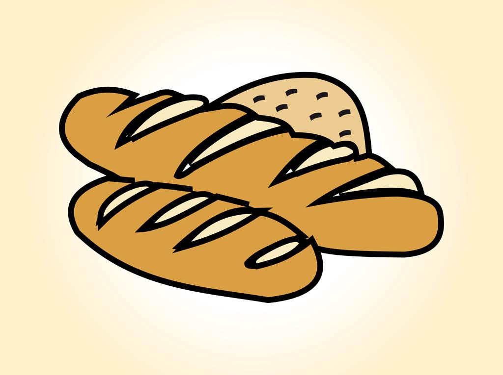 Bread Cartoon - Cliparts.co