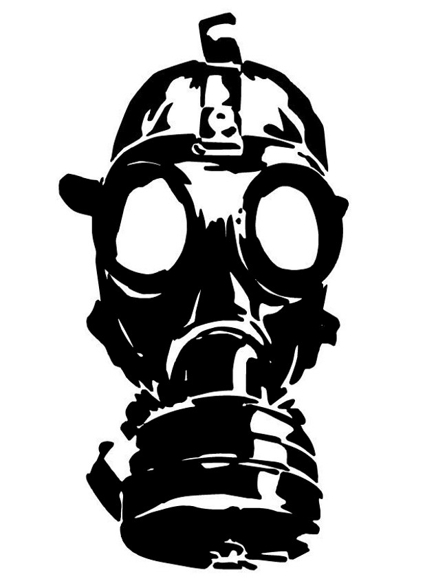 Gas Mask Clip Art - Cliparts.co