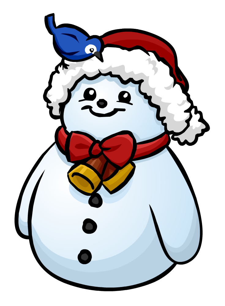 Snowman Pin - Club Penguin Wiki - The free, editable encyclopedia ...