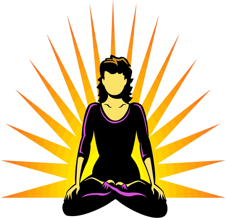 free yoga symbols clip art - photo #31
