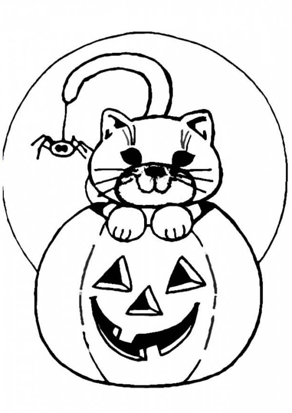 Coloring Pages Halloween Jack O Lantern Halloween colorings