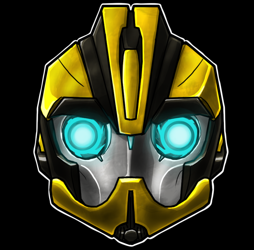 Transformers 4 bumblebee face
