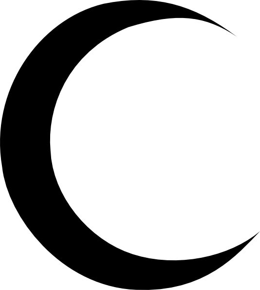 Crescent Moon Cartoon - Cliparts.co