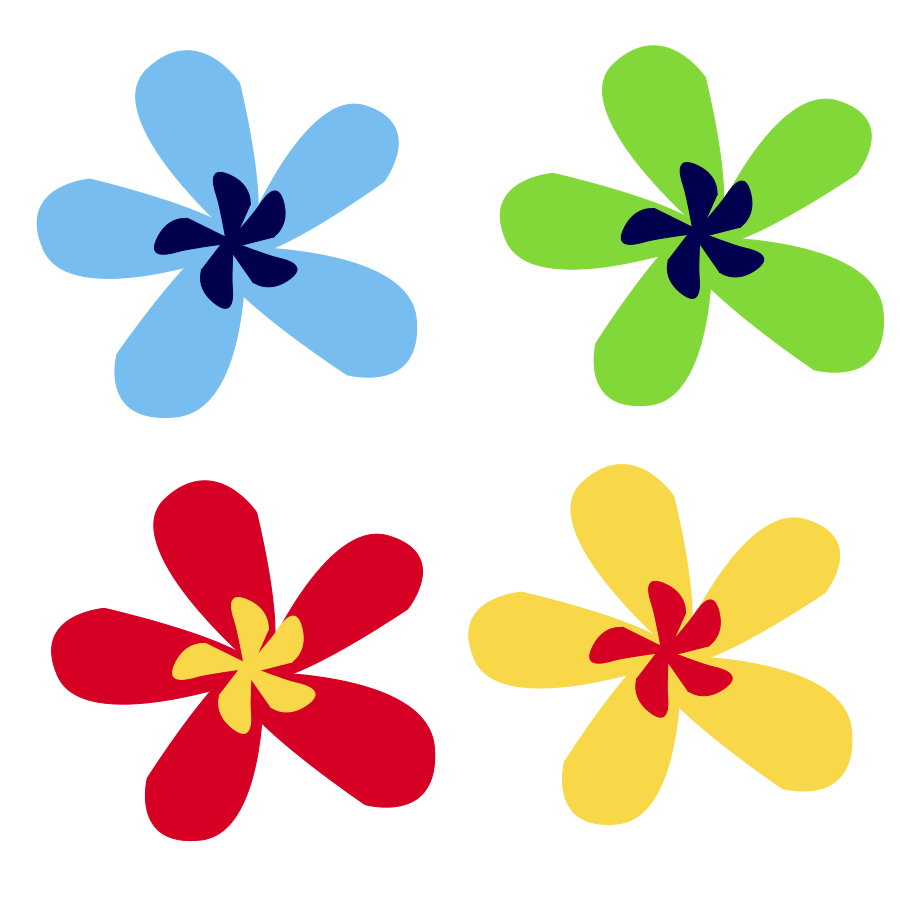 Small Flower Clip Art - Cliparts.co - 88.7KB