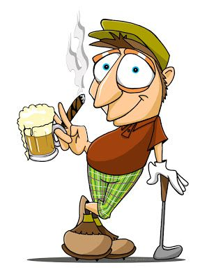Funny Golf Pictures Cartoons - Cliparts.co